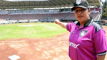 Conoce a Luz Alicia Gordoa, la umpire que hará historia en la Samurai Japan Series