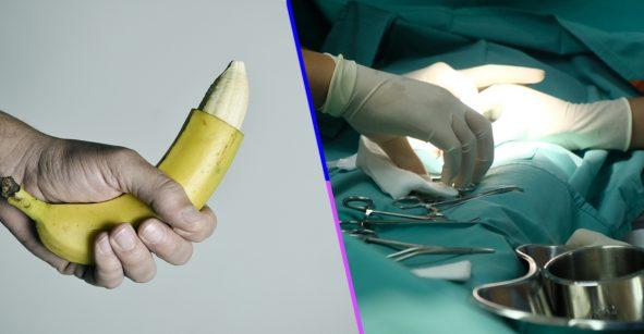 Hombre acude a un chequeo al doctor y termina sin una parte de su pene