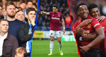 El drama del descenso del Huddersfield, mexicanos en acción y el salto del United: Lo que nos dejó la Premier