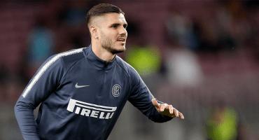 En el capítulo de hoy: Icardi volvió a entrenar con el Inter 36 días después