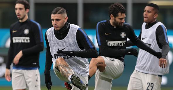 En el capítulo de hoy: Icardi al fin volverá a los entrenamientos del Inter