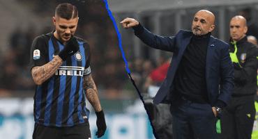 En el capítulo de hoy: Icardi se cae de la convocatoria del Inter de último momento