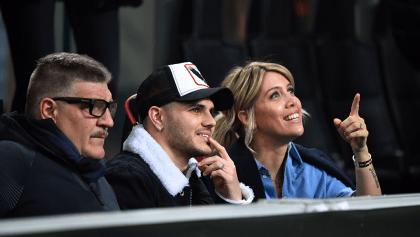En el capítulo de hoy: Icardi y Wanda tuvieron reunión con la directiva del Inter
