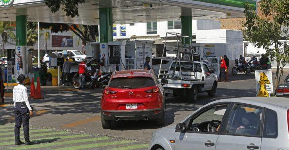 Gasolina Magna y Premium serán más baratas a partir de mañana y hasta el 5 de abril