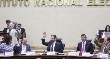 ¡De retache! INE ordena a partidos que regresen los 54.6 mdp que no gastaron