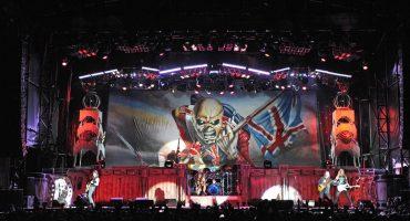 Una no es ninguna: ¡Iron Maiden anuncia tercera fecha en México del Legacy of The Beast Tour!