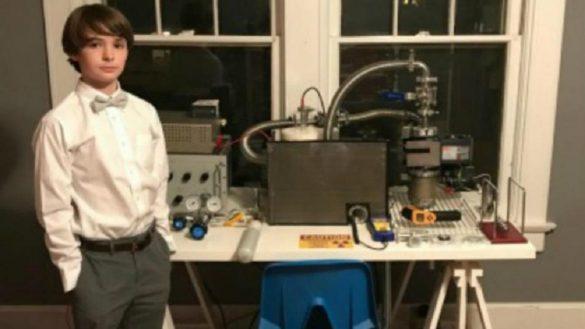 Jackson Oswalt - El chico que construyó un reactor de fusión nuclear