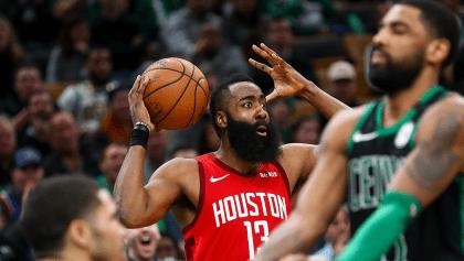 James Harden se coloca a cuatro juegos de la marca de Kobe Bryant