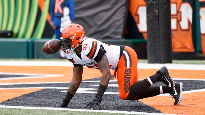 Los Browns cortan a Jamie Collins por bajo rendimiento
