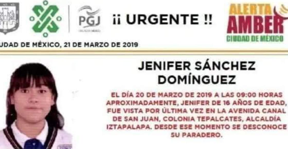 Encuentran sin vida a alumna desaparecida del CCH Oriente, de la UNAM