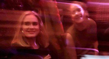 Todos somos Jennifer Lawrence y Adele cuando se trata de una borrachera