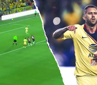 Ménez se reencuentra con el gol 10 meses después a lo Panenka