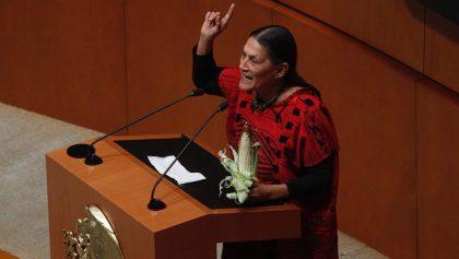 ¿Neta? Senadora de Morena arremete contra los tacos de carnitas