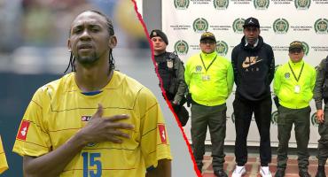 Un colombiano Campeón de la Copa Libertadores es detenido por narcotráfico