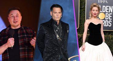 Fíjate Paty: Johnny Depp dice que su exesposa Amber Heard lo engañó con Elon Musk