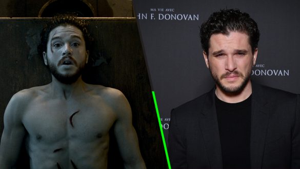 La muerte de Jon Snow en 'Game of Thrones' envió a Kit Harrington a terapia