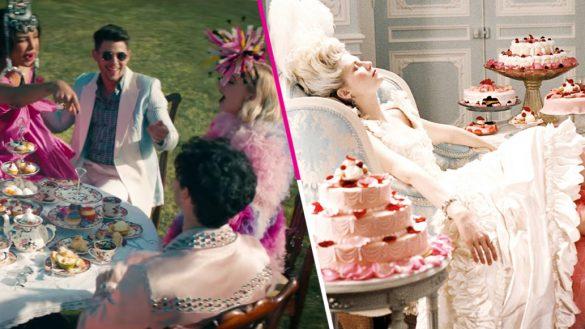 3 películas a las que hace referencia el nuevo video de los Jonas Brothers