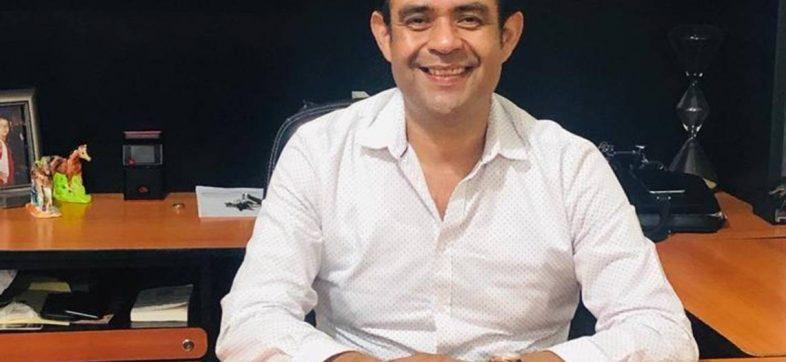 Juan Argumedo Gaytán, precandidato Morena