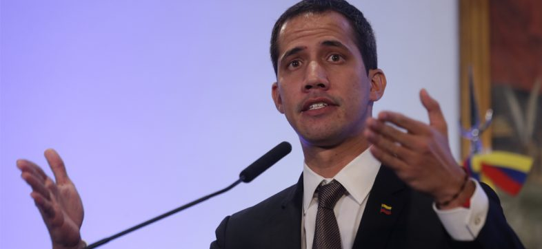 esposa-detener juan-guaido-venezuela