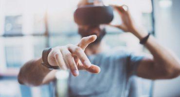 Crean el primer juego de futbol en VR que simula discapacidades visuales
