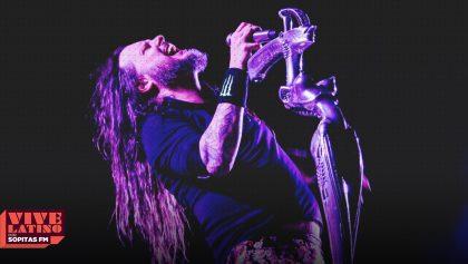 La senectud llegó al concierto de Korn en el Vive Latino 2019 pero aún así estuvo brutal