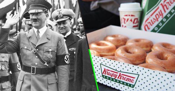 ¿Realmente los dueños de Krispy Kreme están relacionados con los nazis?