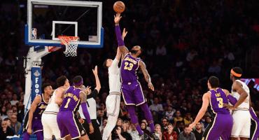 ¿Lakers aún pueden estar en playoffs? Lo que le queda a LeBron y compañía en la temporada