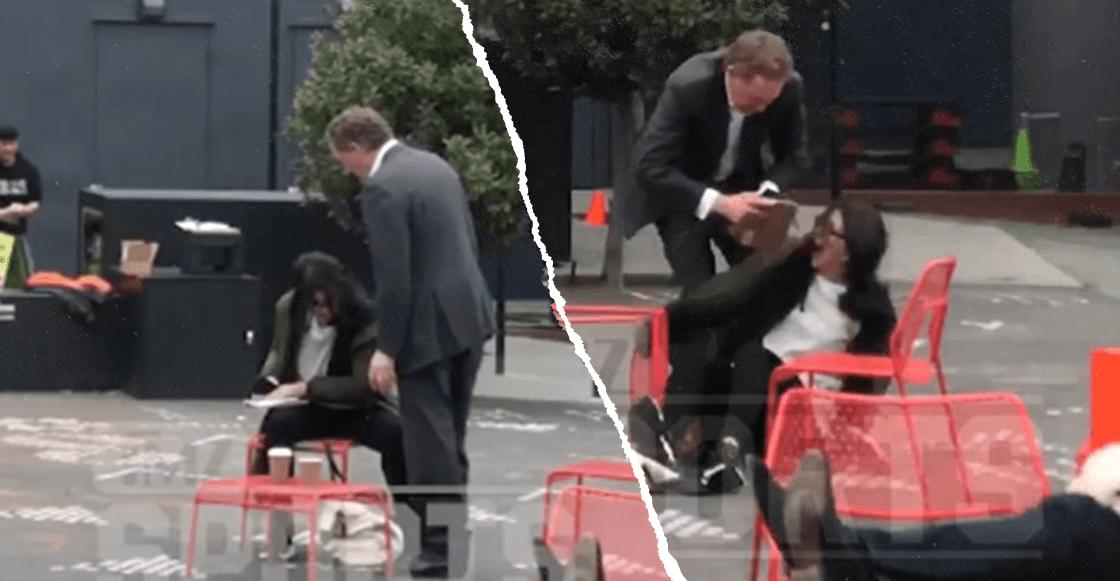 Este multimillonario agredió a su esposa para quitarle un móvil