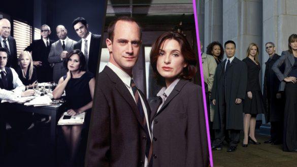 'Law & Order: SVU' se renueva para una nueva temporada, la número 21