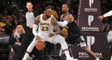 Justo cuando los Lakers comenzaban a ganar, Lebron James es descartado ante Utah