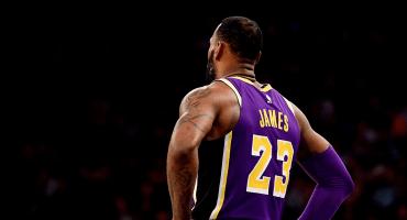 ¡Eso es todo, amigos! LeBron James no volverá a jugar en lo que resta de la temporada con los Lakers