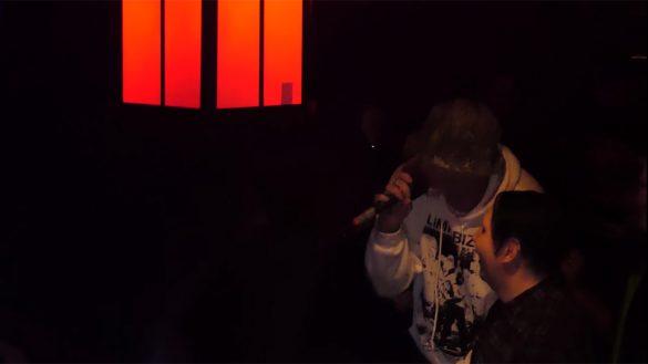Billy Corgan y Marilyn Manson rockean en pleno concierto de Limp Bizkit