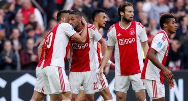 ¡Hay tiro! Las 3 cosas que nos dejó el Clásico de Holanda entre Ajax y PSV