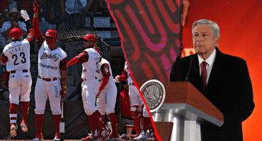 AMLO asistirá a la inauguración del nuevo estadio de los Diablos para el juego contra San Diego