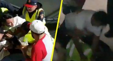 Video: Surge #LordBeis en la inauguración del estadio de los Diablos Rojos 🤦♂