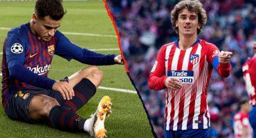 Los 3 equipos que quieren a Coutinho y ayudarían a Griezmann a llegar al Barcelona