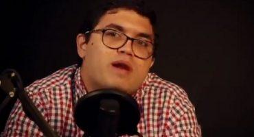 Gobierno de Maduro detiene a periodista Luis Carlos Díaz, lo acusa de incitar sabotaje a servicio eléctrico
