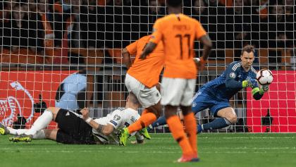 Los atajadones de Neuer y los goles con los que Alemania venció a Holanda