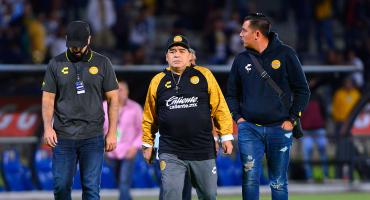 ¡Tiembla, Ascenso MX! Maradona ya tiene a Dorados entre los primeros cuatro