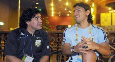 """Maradona, furioso porque Agüero no fue convocado con Argentina: """"Es una falta de respeto"""""""
