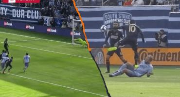 El pésimo día de Marco Fabián: Falló un penal, lo expulsaron y su equipo perdió en la MLS