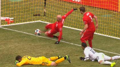 El primer gol de Marco Fabián en la MLS con el Philadelphia Union