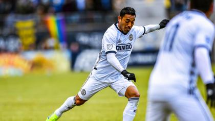 Marco Fabián es suspendido dos partidos por conducta violenta en la MLS
