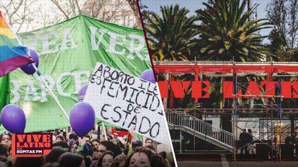 Prepárense, porque Marea Verde se presentará en el Vive Latino 2019