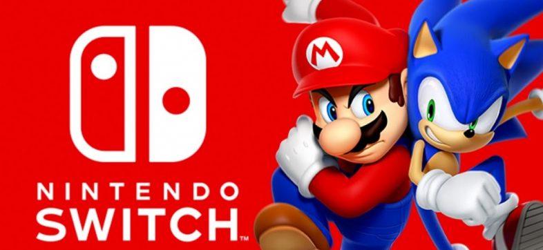 Sonic & Mario en los Juegos Olímpico - Nintendo Switch