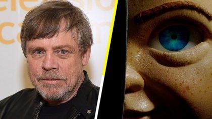 Mark Hamill prestará su voz para interpretar a Chucky