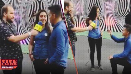 El amor no deja de ser: ¡Alguien propuso matrimonio en el Vive Latino 2019 y tenemos el video!