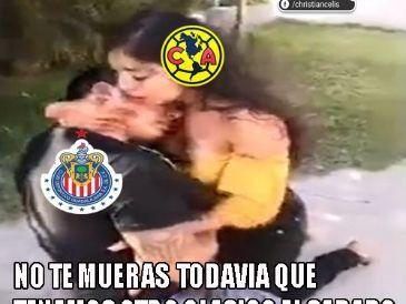 Chivas volvió a perder ante el América, las risas no faltaron... ¡y los memes tampoco!