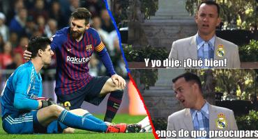 Barcelona ganó el clásico y es líder de la liga de los memes
