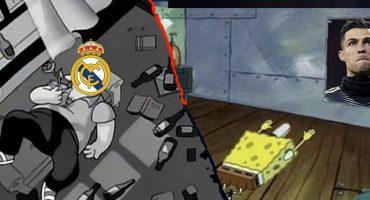 Real Madrid fracasó en la Champions pero los memes fueron un éxito